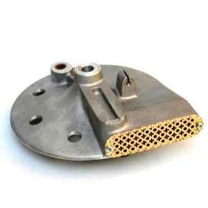 Drum brake plate Grimeca 160mm