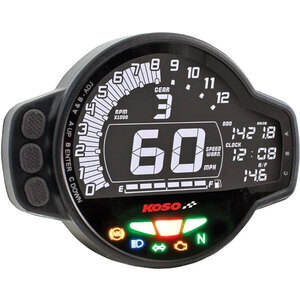 Electronic multifunction gauge Koso MS-01