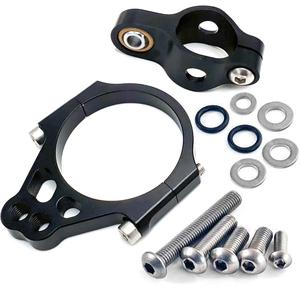 Steering damper Kawasaki Z 750 '04- kit mounting Hyperpro black