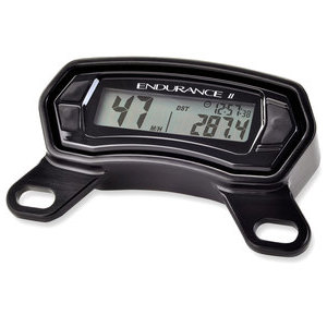 Bracket gauge Trail Tech Endurance II black