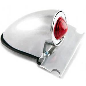 Fanalino posteriore alogeno Sportster con portatarga