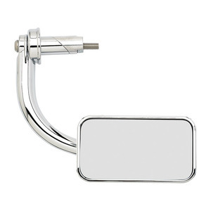 Specchietto retrovisore bar-end Biltwell Rectangle 1'' cromo