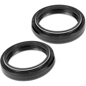 Fork oil seals 41.7x55x7.5/10mm Athena pair