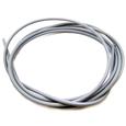 Guaina cavi comandi al manubrio 7,5mm grigio