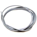 Guaina cavi comandi al manubrio 5,5mm grigio