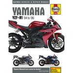 Manuale di officina per Yamaha YZF-R1 1000 '04-'06