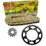 Kit catena, corona e pignone per Ducati Monster 900 i.e. '02 DID Premium