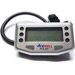 Electronic tachometer AceWell 254 grey