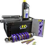 Kit upgrade sospensioni per Kawasaki KLR 650 Hyperpro Streetbox