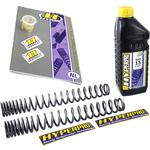 Coppia molle forcella progressive per KTM Adventure 950 -'04 Hyperpro